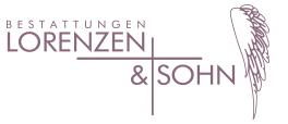 Bestattungen - Lorenzen & Sohn Logo
